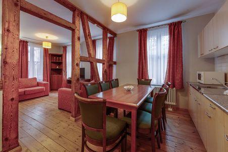 Ferienhäuser am Jagdschloss Waldsee