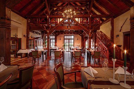Restaurant im Jagdschloss Waldsee