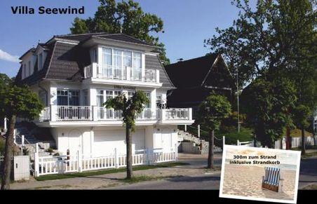 Villa Seewind - 300 m zum Strand - Binz