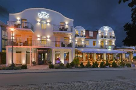 Hotel Max am Meer Kühlungsborn