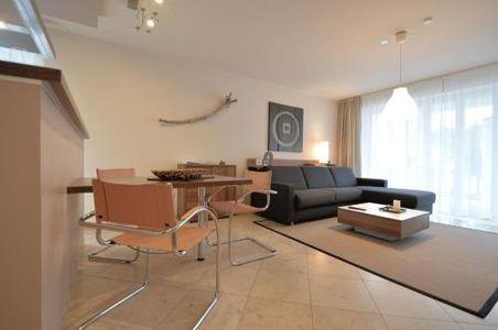 Strandappartement in Binz
