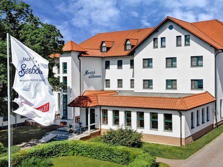 Seehotel Plau am See & Haus Seeschlösschen