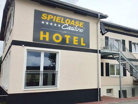 Casilino Hotel A24 Wittenburg