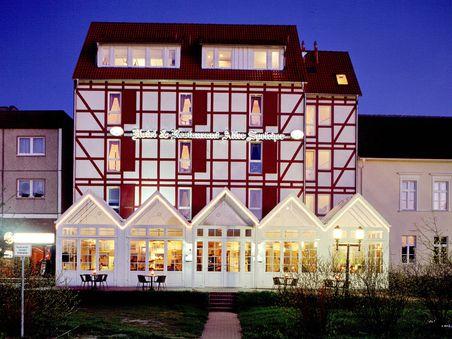 """Hotel und Restaurant """"Alter Speicher"""""""