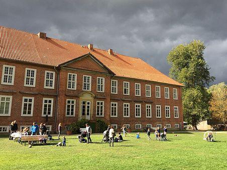 Schloss Dreilützow