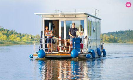 Hausboot buchen mit Click&Boat