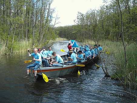 Wasserwander-Abenteuer