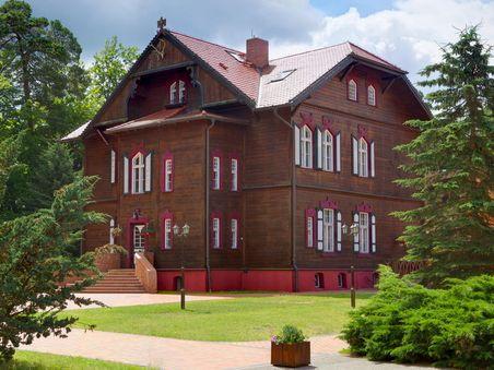 Urlaubsresort Jagdschloss Waldsee