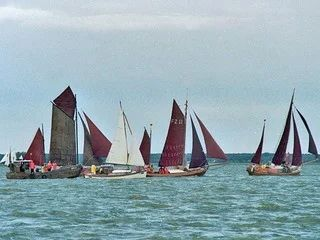 Zeesbootregatten Fischland-Darß-Zingst