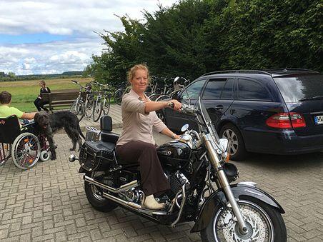 Mit dem Motorrad die Müritz-Region erkunden