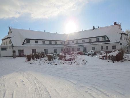 Weihnachtsarrangement im Friesenhof Reit- u. Freizeithotel