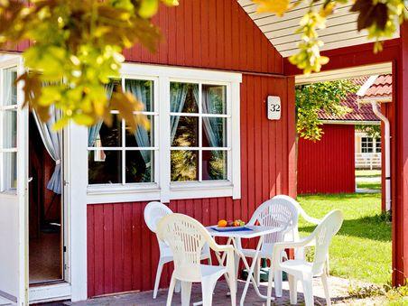 Ferienhaus im Ferienpark Baltic-Freizeit
