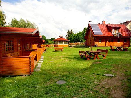 Kanu-Feriencamp Weitendorf - Ferienhäuser