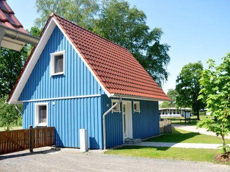 Wald- und Seeblick Camp Zislow - Ferienhäuser
