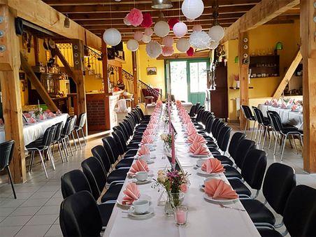 Kultur- & Festscheune - Landhaus Bondzio
