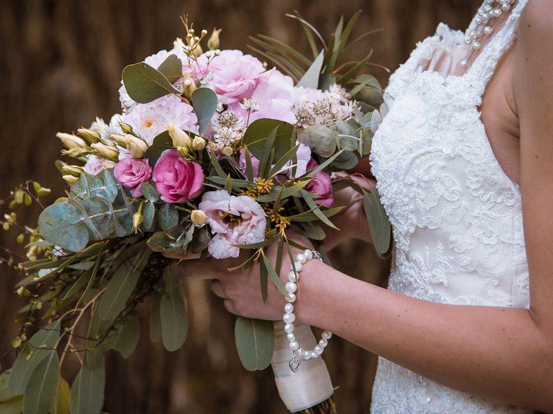 Hochzeiten feiern