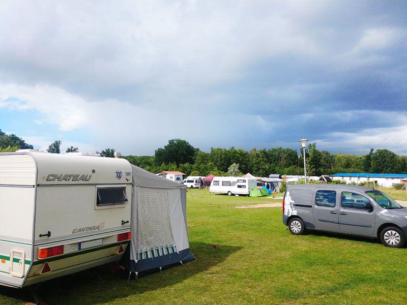 Camping Sabines Bauernhof