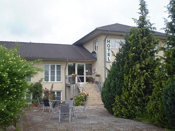 Hotel-Restaurant  Am Worns-Berg