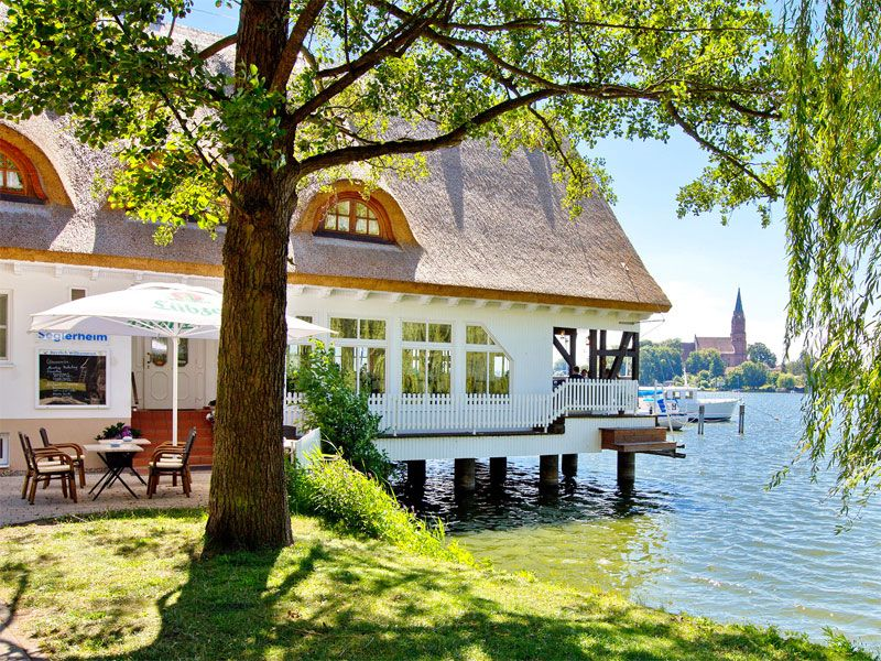 Restaurant & Hotel Seglerheim