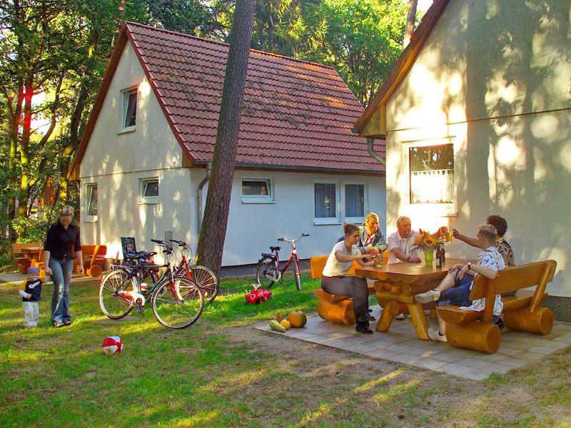 Ferienhäuser im Ferienpark Retgendorf