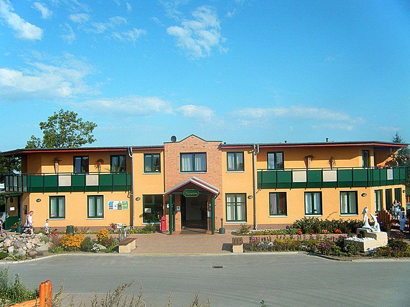 Ferienwohnungen im Ferienpark Zierow (Ostsee)